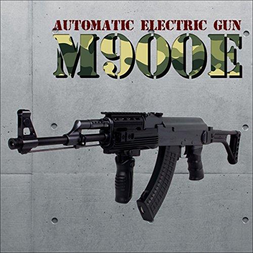 ダブルイーグル 高性能1-1スケール アサルトライフル 電動ガン AK74Uバージョン M900Eエアガン DOUBLE EAGLE B00GZGE860