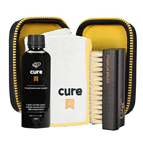 Crep Protect Cure Shoe Cleaning Travel Kit (Best Way To Clean Timberland Boots)