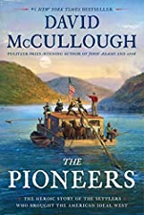 #1 NEW YORK TIMES BESTSELLERPulitzer Prize–winning historian David McCullough rediscovers an important and dramatic chapter in the American story—the settling of the Northwest Territory by dauntless pioneers who overcame incredible hardships ...