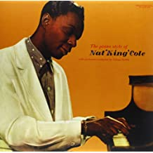 The Piano Style Of Nat King Cole (180g) (Vinyl)