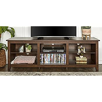"""Amazon Ameriwood Home Carson TV Stand for TVs up to 70"""" Wide"""