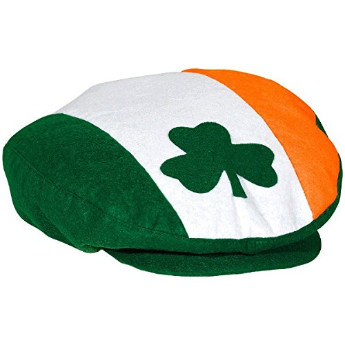 Cap St Pats Felt Value (Irish Costumes For Men)