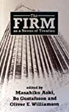 The Firm As a Nexus of Treaties, , 0803982453