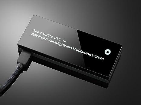 Keepkey K1-14AM Bitcoin Hardware Wallet (Black) Pen Drives at amazon