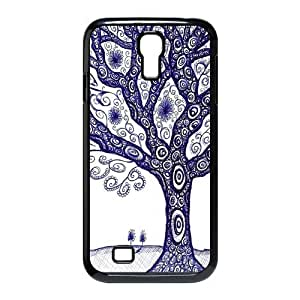 Desing Tree Hard Plastic Back Cover Case for SamSung Galaxy S4 I9500