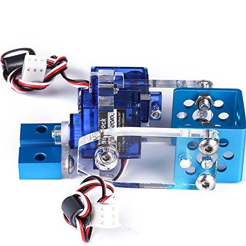 Makeblock Mini Pan-Tilt Kit for Robot Project by Makeblock