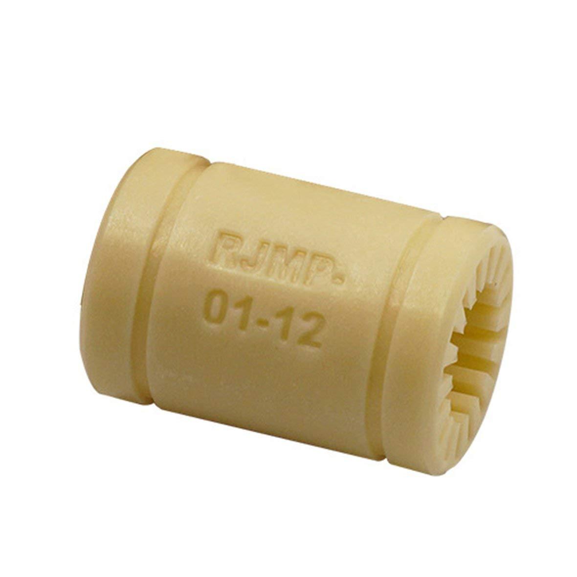 Heaviesk Impresora 3D rodamiento polimérico sólido LM12UU: Amazon ...