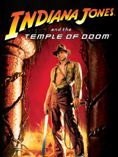 Indiana Jones and The Temple Of Doom by
