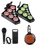Novation DICER USB Digital Cue Point+Looping DJ Controller+Microphone+Speaker