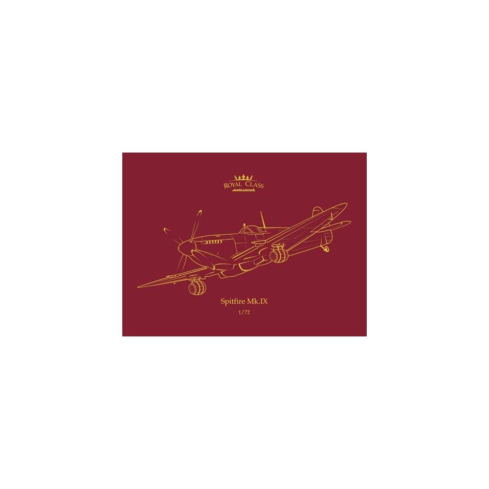 Unbekannt Eduard Plastic Kits R0013 Quattro Combo – Kit de Modelo Spitfire MK. IX Royal Clase