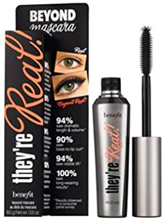BENEFIT they're real! lengthening mascara beyond mascara FULL SIZE ...
