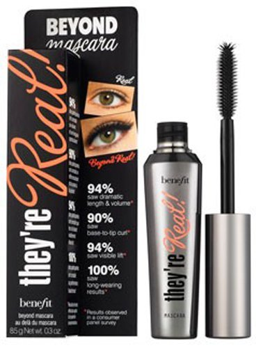 Image result for benefit mascara they're real