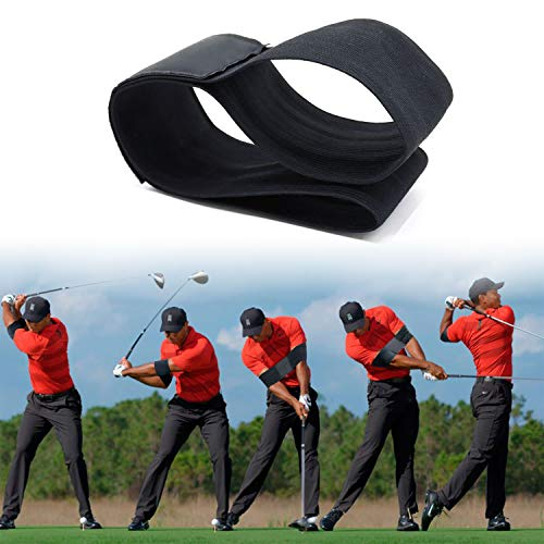 prowithlin Golf Training Aids, Golf Smooth Swing Training Aid Arm Band Golf Beginners