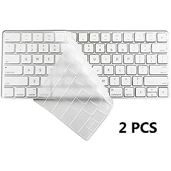 Amazon Com Cooskin2pcs Magic Keyboard Protector Skin