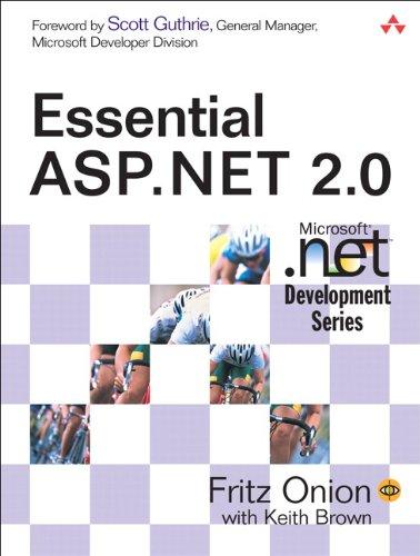 Download Essential ASP.NET 2.0 (2nd Edition) Pdf