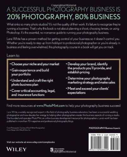 Photography Business Secrets: The Savvy Photographer's Guide