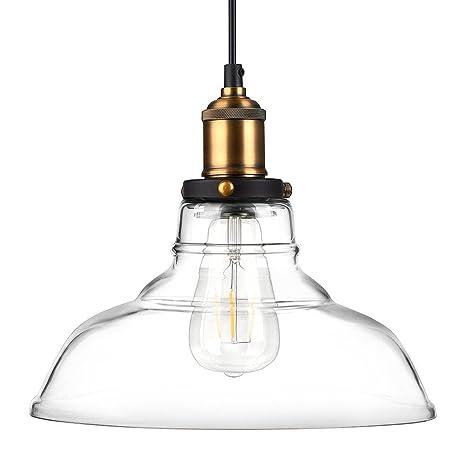 Colgante luces para colgar cristal lámpara de techo Fixture ...