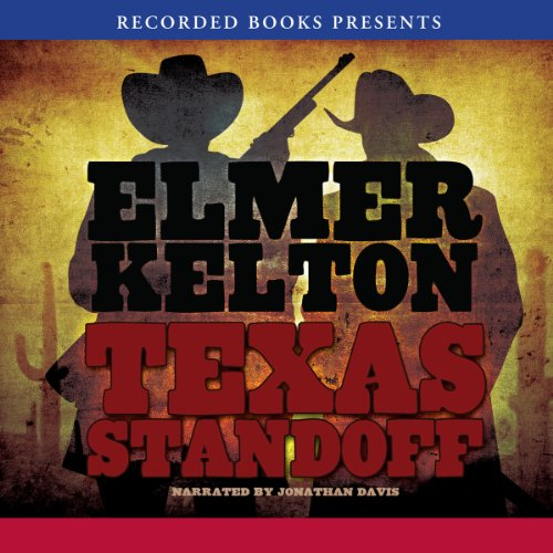 Texas Standoff: A Novel of the Texas Rangers