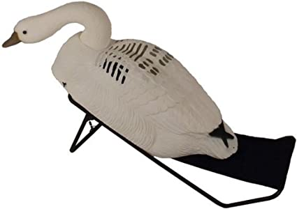 Amazon Com Wildfowler Adjustable Snow Goose Decoy Blind Hunting Decoy Accessories Sports Outdoors