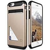 iPhone 6 Plus Case, Lific [Mighty Card