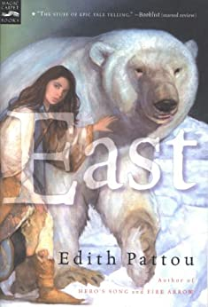 East by [Pattou, Edith]