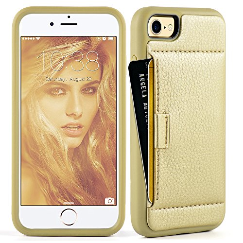 iphone wallet Leather Shockproof Carrying