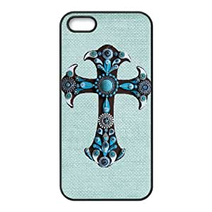 Customized case Of Cross Hard Case for iPhone 5,5S