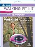 Gaiam Walking Fit Kit Pedometer Plus Audio CD (Entry Level)