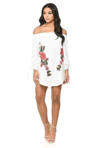 AX Paris - Camiseta sin mangas - camisa - para mujer crema blanco crema 36