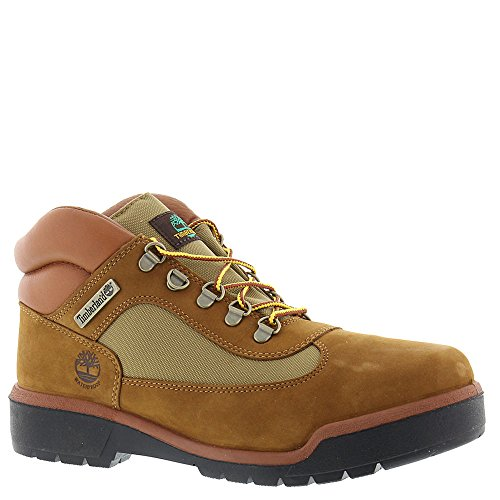 Timberland Mens Field Boot,Wheat,14 M Sundance Old River Waterbuck