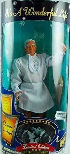 It's a Wonderful Life Clarence the Angel Doll by Exclusive Toy Products