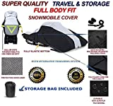 Super Quality, Full Fit Snowmobile Sled cover fits