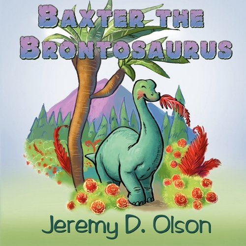 Download Baxter the Brontosaurus PDF