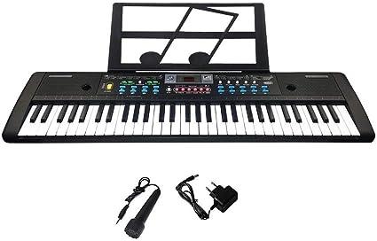 MCRDAE 61- Clave Teclado de Piano Teclado electrónico Sensor ...