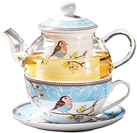 Jusalpha Teapot Infuser Strainer Saucer product image