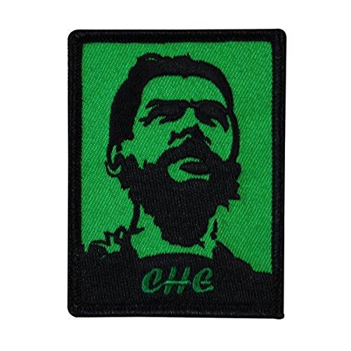 Face Guevara Che - David Cherry Artist Patch - Che Guevara Face - RARE!!