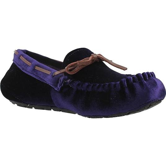 Zapatos morados Ruby Brown para mujer f0eKRMT