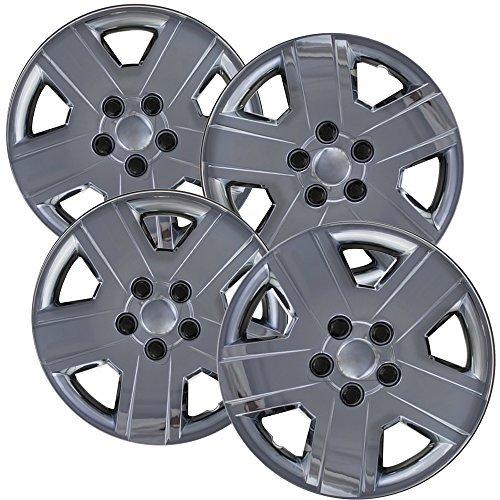 16 chrome hubcaps impala - 2