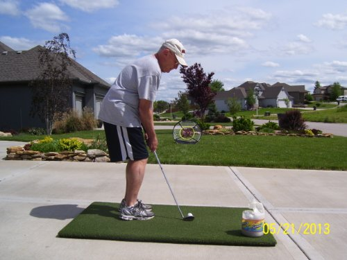 Country Club Elite Real Feel Golf Mats 3' X 5' (2) by Real Feel Golf Mats (Image #5)