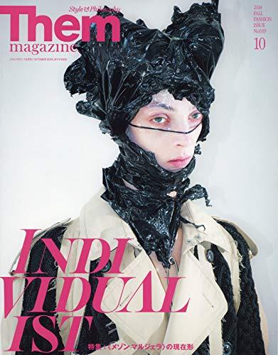 Them magazine 2018年10月号 最新号 表紙画像