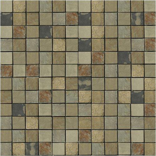 Autumn Mosaic Tile - 8