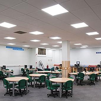 Office Gewerbliche Led Beleuchtung Fur Abgehangte Decken Solutions