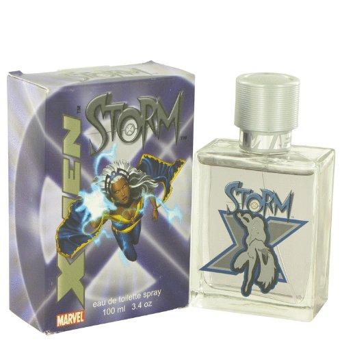 X-Men Storm by Marvel for Women Eau De Toilette Spray 3.4 oz