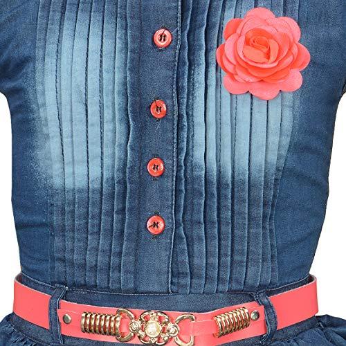 51lw8l9fcwL. SS500  - 4 YOU Denim Cotton Dress
