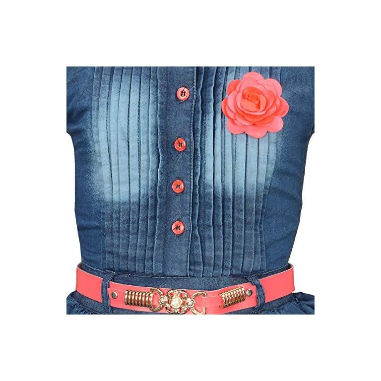 51lw8l9fcwL. SS768  - 4 YOU Girls' Knee Length Dress.