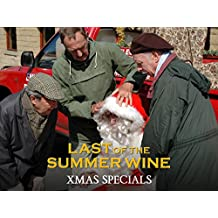 Last of the Summer Wine Christmas Specials