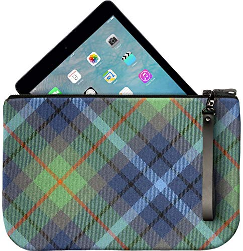 Enough City an Medium iPad Leather Bag Tartan With New Fit to Clutch Large York rY7zwUYBn