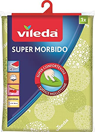 Super Soft Cotton Vileda 142471 Ironing Board Cover Universal Size  110-130 30-45 cm-color assorted