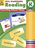 Skill Sharpeners, Reading, Grade K, Evan-Moor, 1596730366