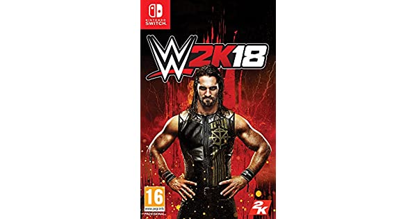 WWE 2K18 - Nintendo Switch [Importación inglesa]: Amazon.es: Videojuegos